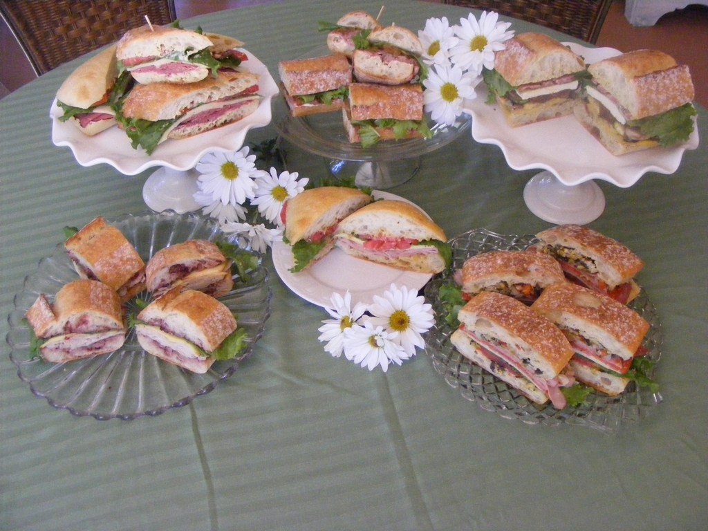 Catering Sandwiches