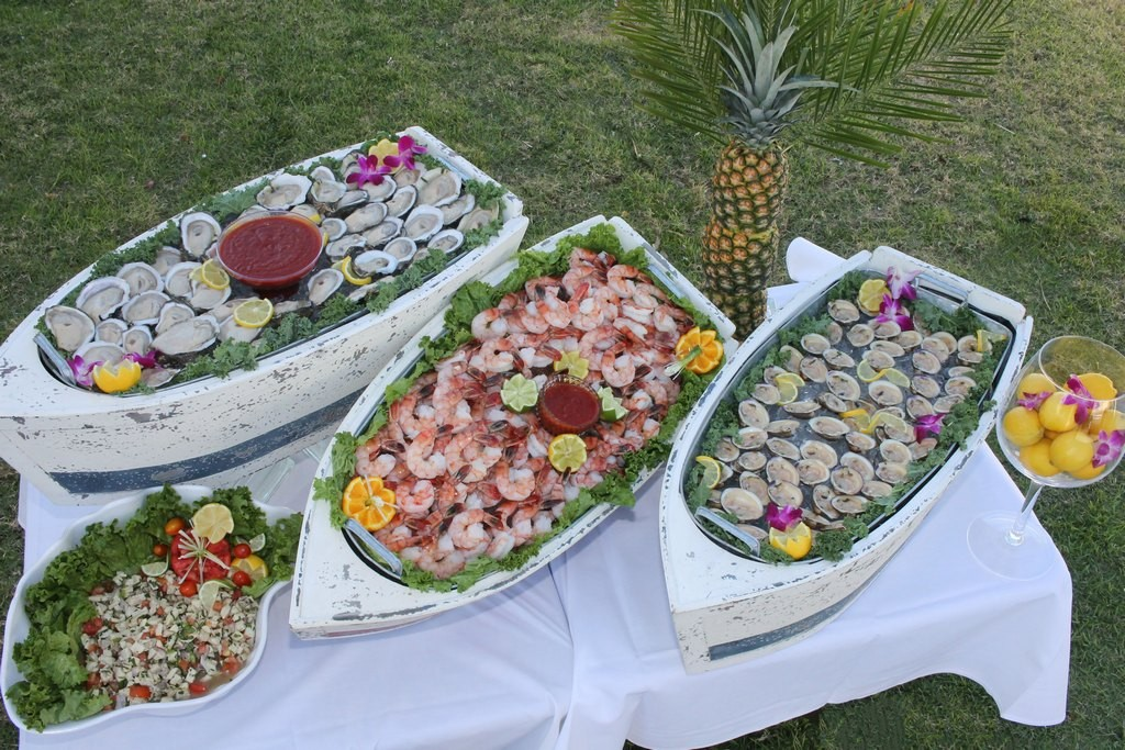 Catering Seafood