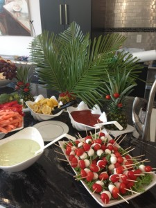 Catering Vegetables