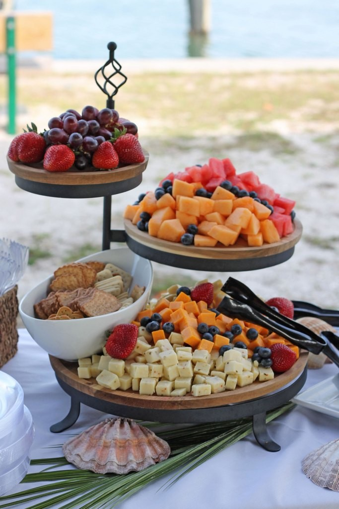 Catering Fruit & Cheese