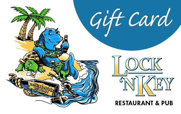 Lock N Key Gift Card