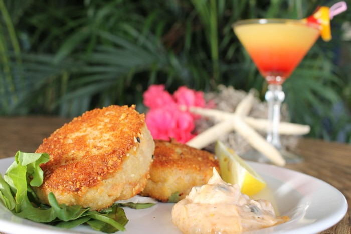 Lobster Crab Cake