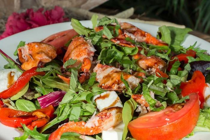 Lobster Salad Englewood