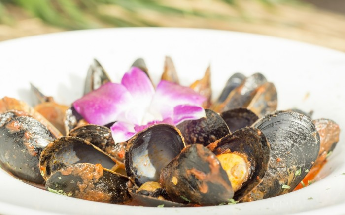 Prince Edward Mussels