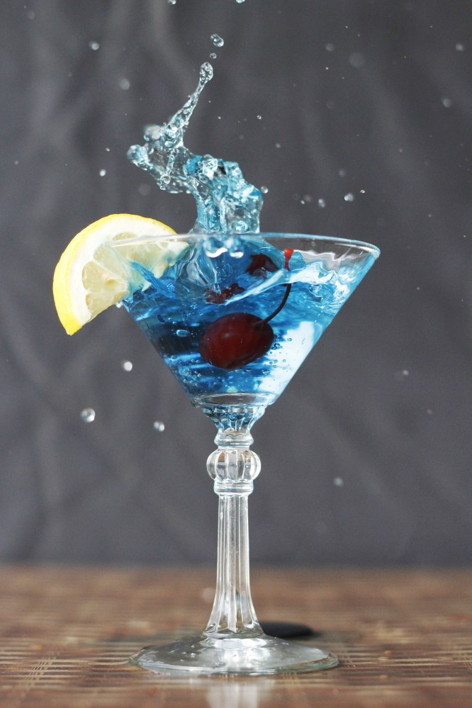 Hpnotiq Breeze Martini