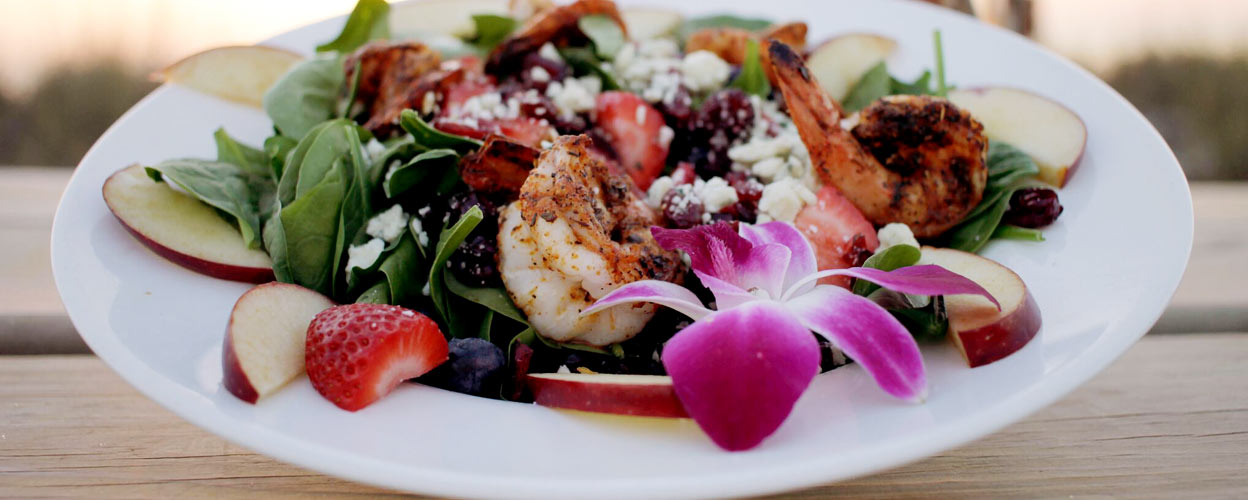 Berry Beach Salad