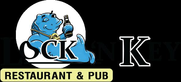 Lock 'N Key Restaurant & Pub logo