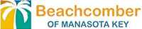 Beachcomber of Manasota Key logo